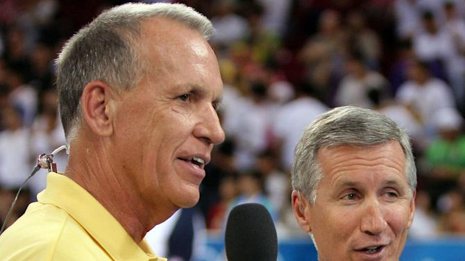 Doug Collins moving from studio to game analyst on ESPN's NBA coverage