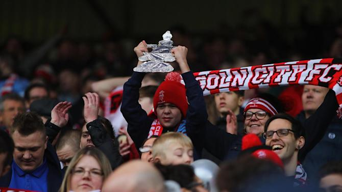 Arsenal set to offer Lincoln City maximum allocation of 9,000 away tickets for FA Cup quarter-final