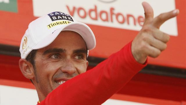Contador confirms Vuelta victory in Madrid