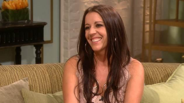 Pattie Mallette -- Access Hollywood