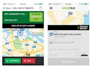 Taxi booking app GrabTaxi now available in Singapore