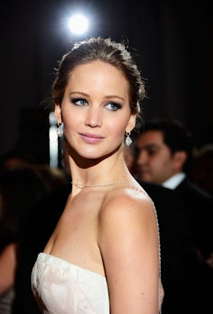 jennifer lawrence oscars academy awards
