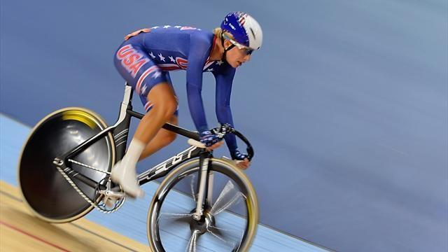 Cycling - Inactive Trott loses out to Hammer
