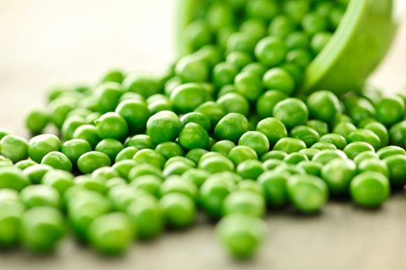 10 Ways to Use Green Peas