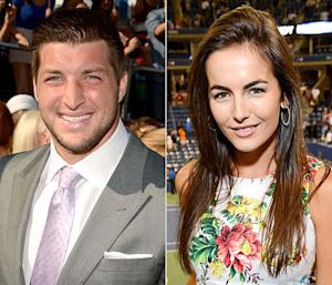 Tim Tebow Is Dating Camilla Belle!