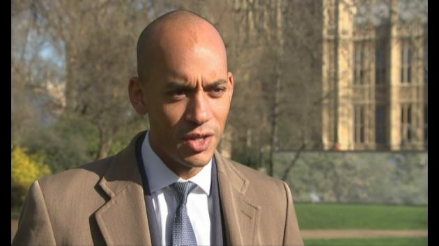 Labour's Chuka Umunna dismisses open letter