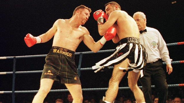 Boxing - Steve Collins announces return to the ring ahead of 50th birthday