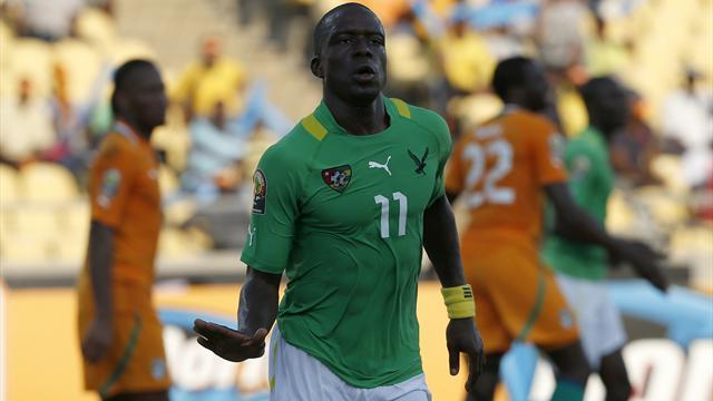 African Cup of Nations - Togo v Algeria: LIVE