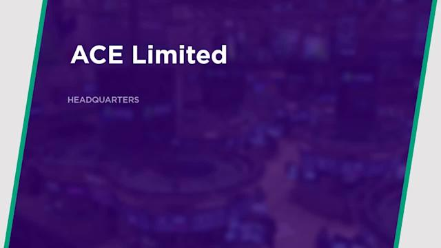 Trending Now: ACE Limited