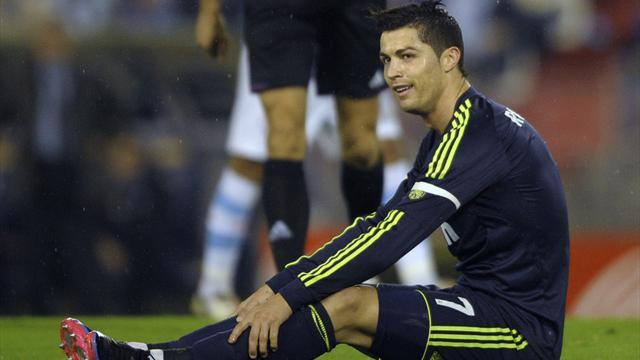Spanish Liga - Rampant Real Madrid embarrass sorry Valencia