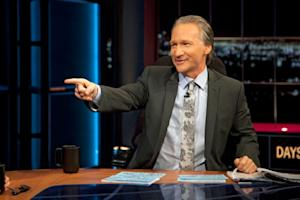 Bill Maher Rips Facebook, Calls Glenn Beck, Matt Drudge and Fox 'Cracker Trifecta'