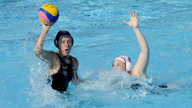 Water Polo - Wilcox nets five but Russia too strong in World League