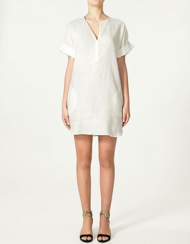 Linen Kaftan, 59.90, at Zara