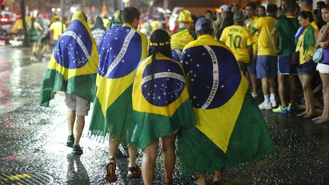 World Cup - Teenage girl commits suicide over Brazil loss