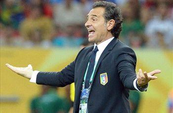 Prandelli: Italy did not deserve to win against Japan