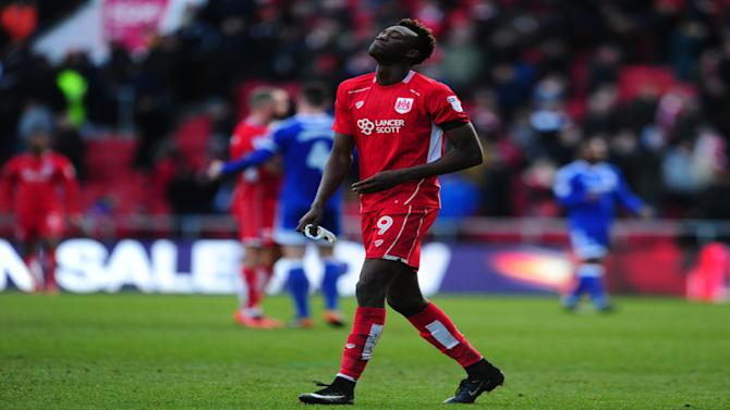 Bristol City sweat over Tammy Abraham's injury