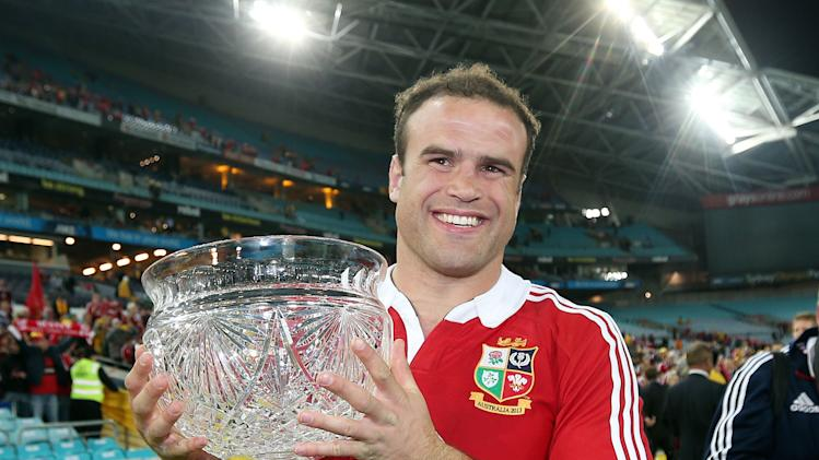 Rugby Union - Jamie Roberts File Photo