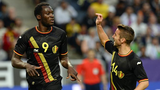 World Cup - Lukaku and Hazard score in comfortable Belgium win over Sweden