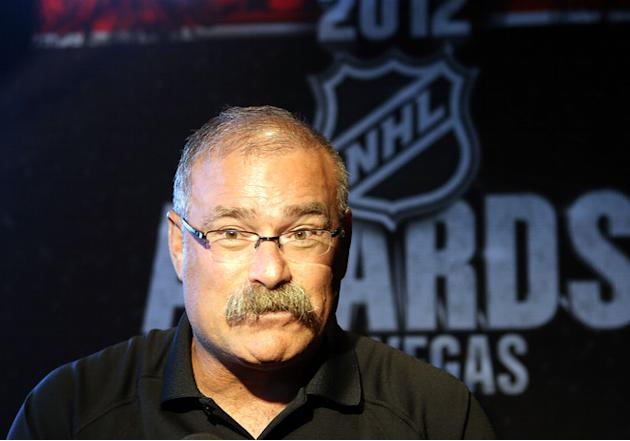 Ottawa Senators Head Coach Paul Maclean Speaks Getty Images