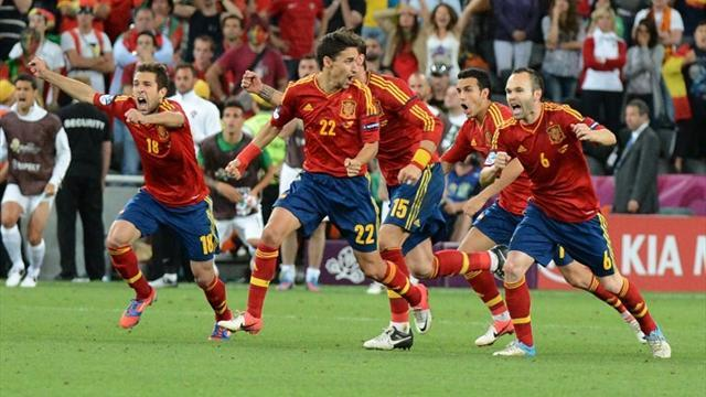 Confederations Cup - Confederations Cup factbox on Spain