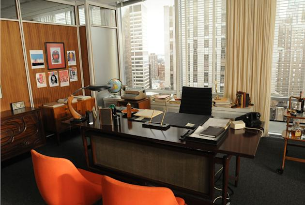 Don's Office