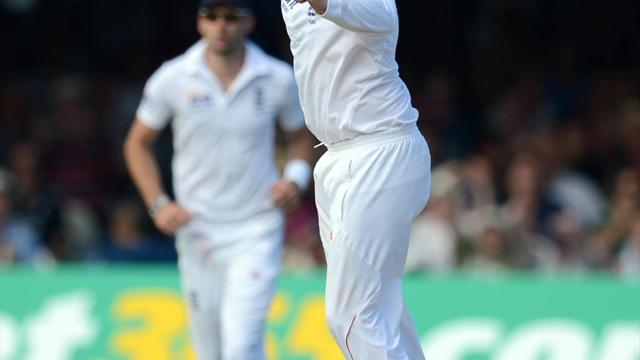 Cricket - Afternoon delight for England