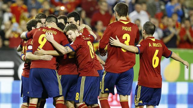 World Cup - Country profile: Spain