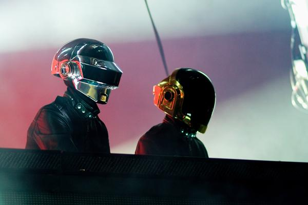 Daft Punk Will Sell Action Figures