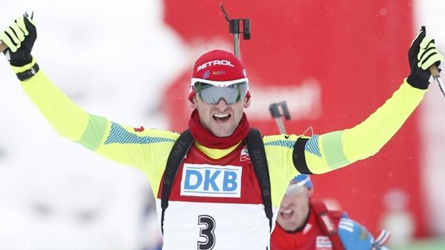 Biathlon - Fak makes it two World Cup wins from two