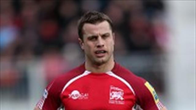 Rugby - Five-point penalty for London Welsh