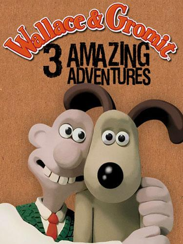 Wallace & Gromit in 3 Amazing Adventures