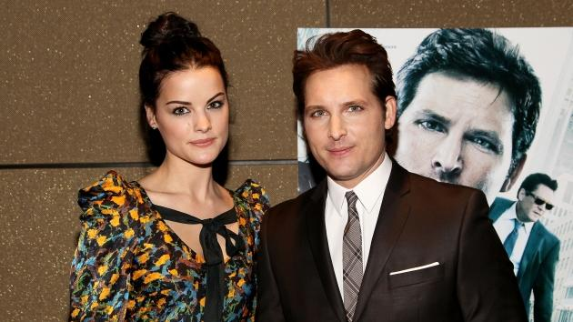Jaimie Alexander and Peter Facinelli attend the 'Loosies' premiere at the Tribeca Grand Hotel in New York City on January 10, 2012 -- Getty Premium