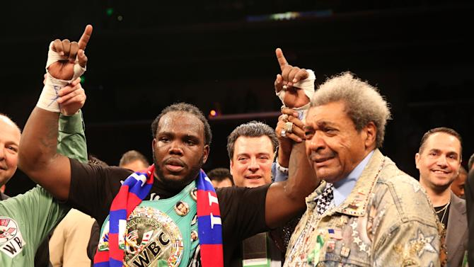 Bermane Stiverne v Chris Arreola
