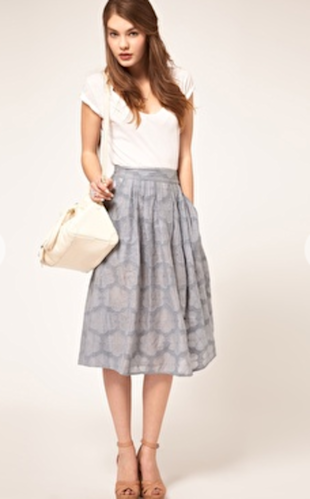 ASOS Lady Skirt