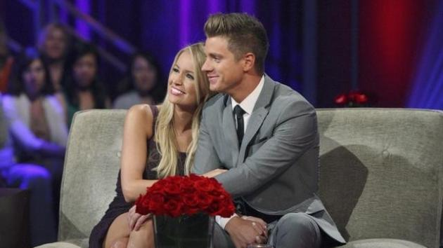 'Bachelorette' Emily Maynard and Jef Holm -- ABC