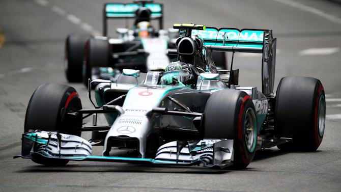 Formula 1 - 'Sparks' test set for Austria practice