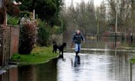 Floods: 2012 One Of The Wettest Years Ever