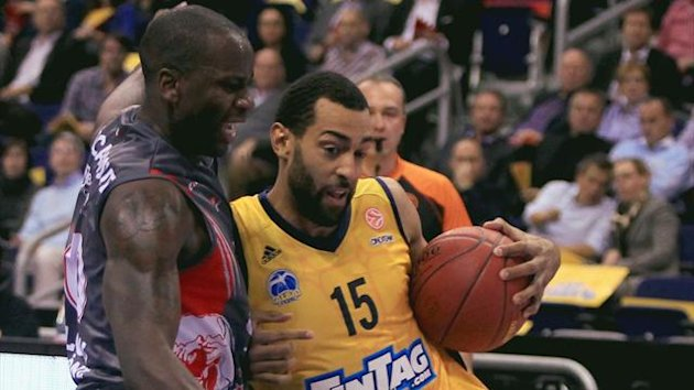 Brian Randle ALBA Berlin Euroleague 2012-2013