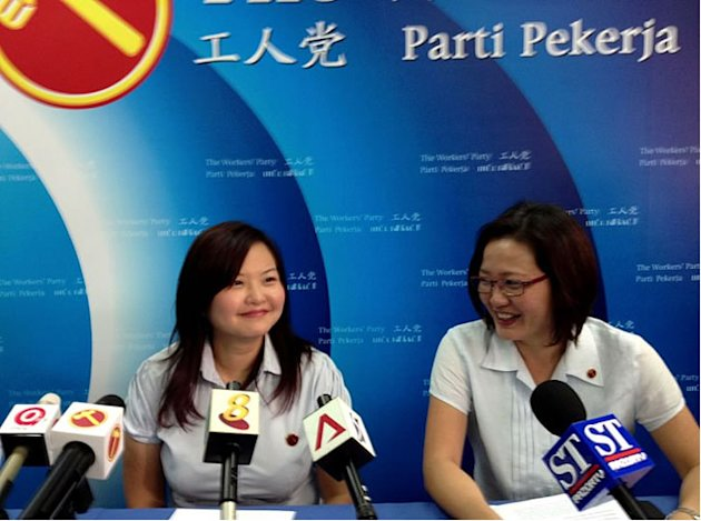 Sales trainer Lee Li Lian will have a second shot at Punggol East, having contested in 2011. (Yahoo! photo)