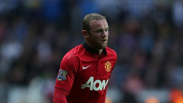 Premier League - Rooney doubtful to face Liverpool due to head injury