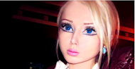 Living Barbie Doll Valeria Lukyanova: 'Mixed Race People Degenerate Real Beauty'