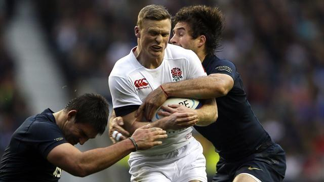 Test Match - Changeable England stay unbeaten with Argentina win