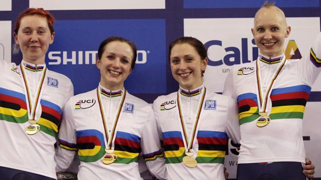 Cycling - Archibald determined to transfer track success to road