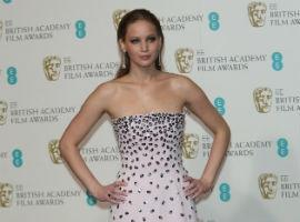 Jennifer Lawrence Admits She's No Party Animal: 'Four Drinks And I'm Barfing!'