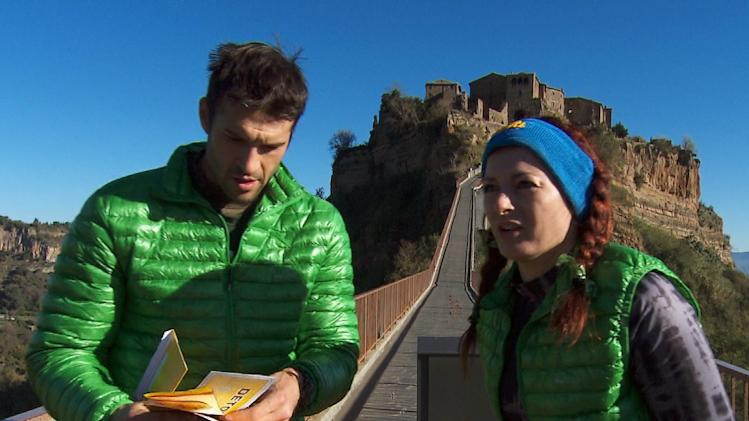 Recap: 'The Amazing Race' - 'Donkeylicious'