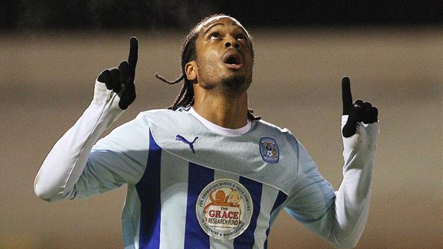 League One - Delfouneso strike earns Coventry win over Walsall