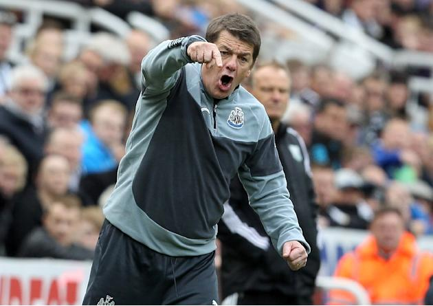John Carver will use the painful memories of Newcastle's most recent relegation from the Premier League as motivation for his players as they approach what he has described as the club's bigge
