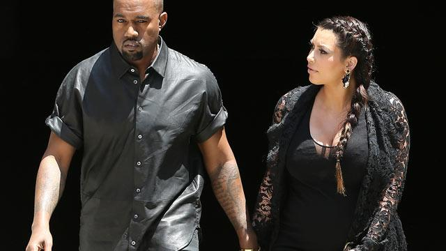 Why Kanye Didn't Want to Attend Kim's Baby Shower