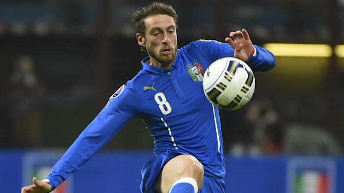 Serie A - Juventus star Claudio Marchisio ruled out for season