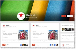 10 Top Brands with the Worst Google Plus Pages image Top brands with the worst Google pages 10